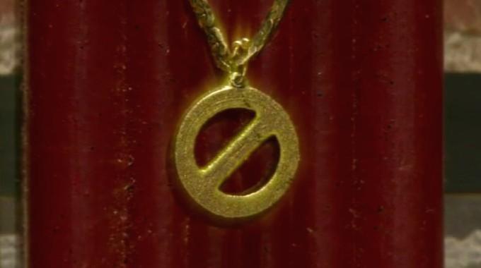 Elder brother veto medallion