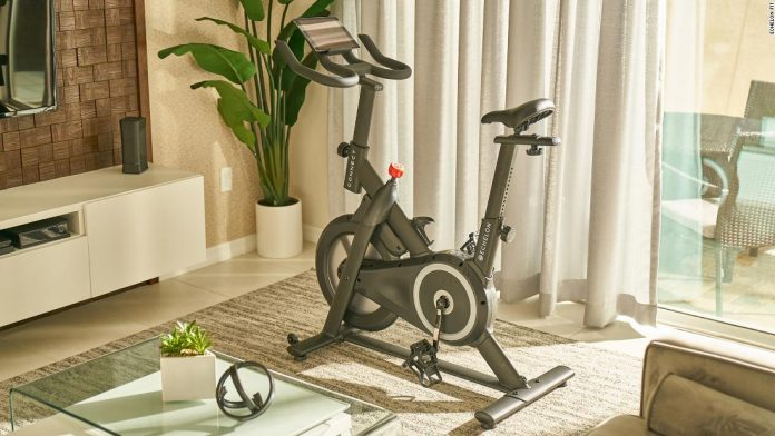 Amazon is selling the El 499 Peloton Knockock Fun, also known as the Prime Bike.
