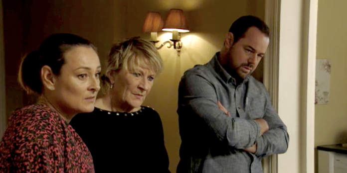 EastEnders cast Bad Girls Star for the new Carters Storyline