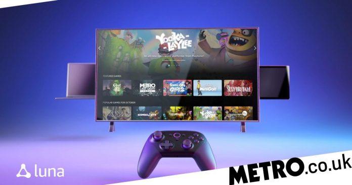 Amazon Announces Cloud Gaming Stadia and X Cloud Rivals Luna