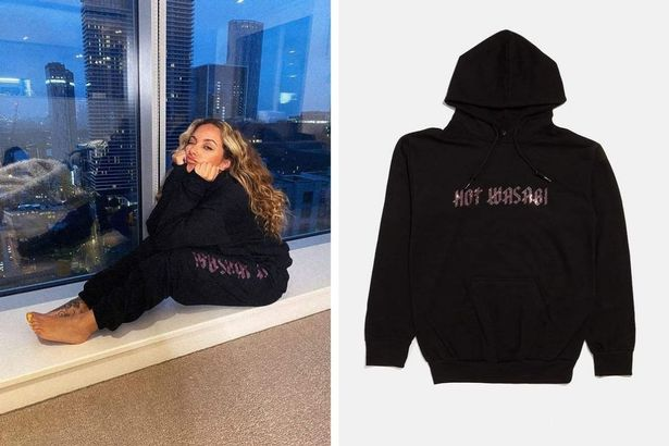 The tracksuit not only looks amazing, but check out the views from Jade's window
