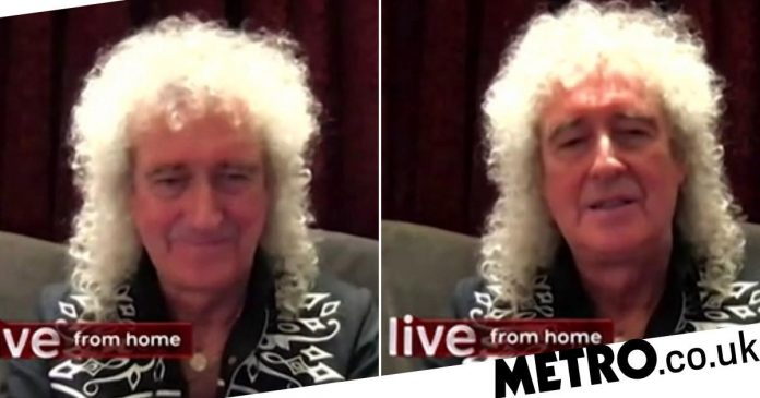 Queen's Brian May 'hit him hard' after a heart attack