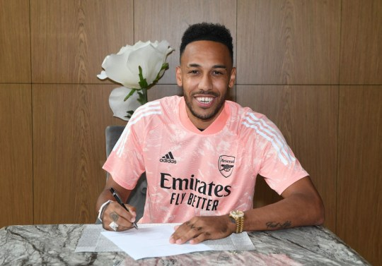 Arsenal will announce a new contract for Pierre-Americk Bumyang