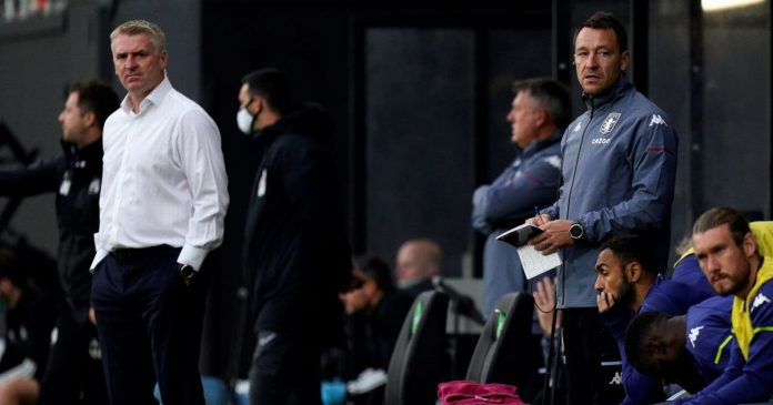 Big Chelsea transfer question and the re-emergence of John McGinn - Dean Smith's Aston Villa transcript
