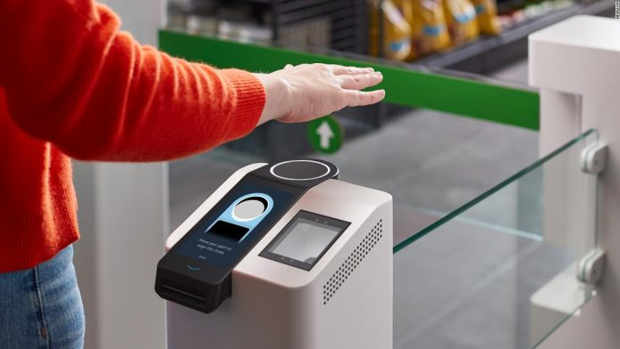 Amazon wants you to pay with a wave of your hand