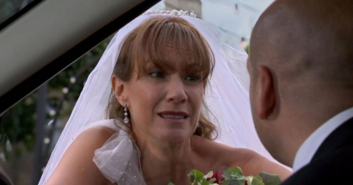 Eastinders fans point to epic failure during soap's 'most bizarre wedding ever'