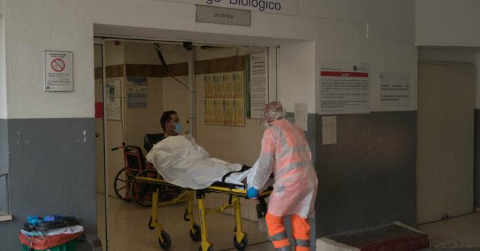 A Coronavirus Second Wave Grips Spain