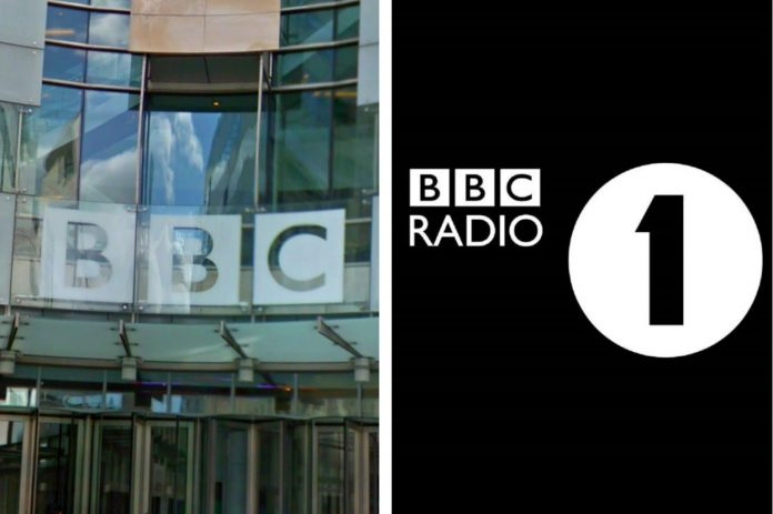 BBC Radio 1 DJ is out on the station after 15 years