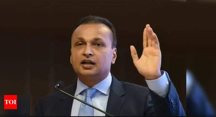 Chinese banks will initiate enforcement action against Anil Ambani's global assets