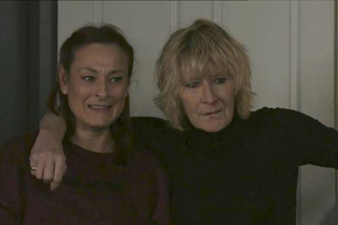 222 Tina and Shirley Carter Agents