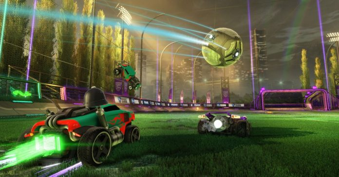 Epic will give you a 10 credit for playing Rocket League for free
