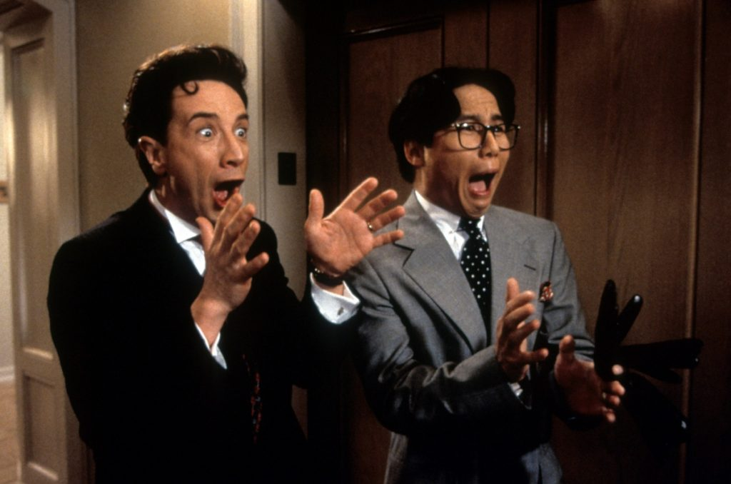 Martin Short BD Wong, father of Father II
