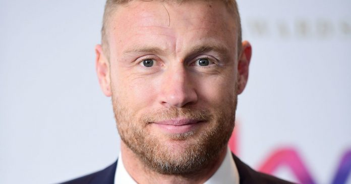 Freddie Flintoff opened up about the perversion of eating on Good Morning Britain