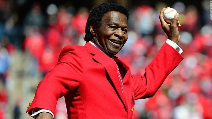 Hall of Fame baseball player Lou Lou Brock dies at 81