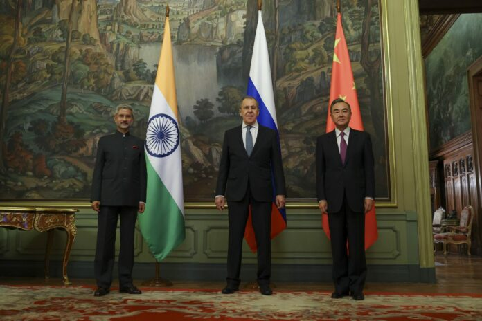 India and China issue joint statement on border dispute