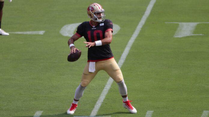 Kyle Shanahan has Lukewarm Praise for 49ers QB Jimmy Garoppolo
