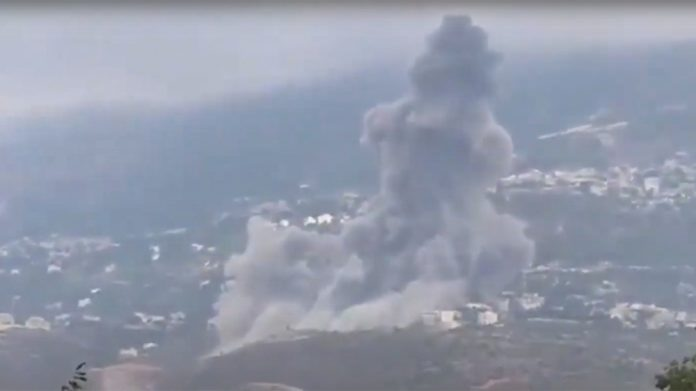 Lebanon: Hezbollah weapons depot blast due to 'technical error'    Middle East