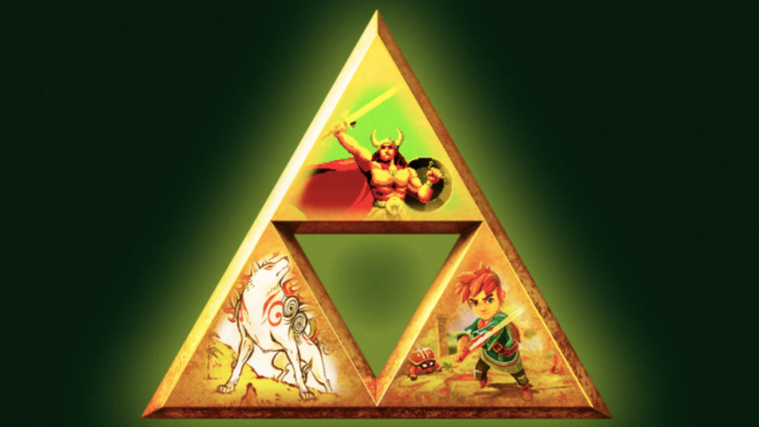 Legends of people other than Zelda