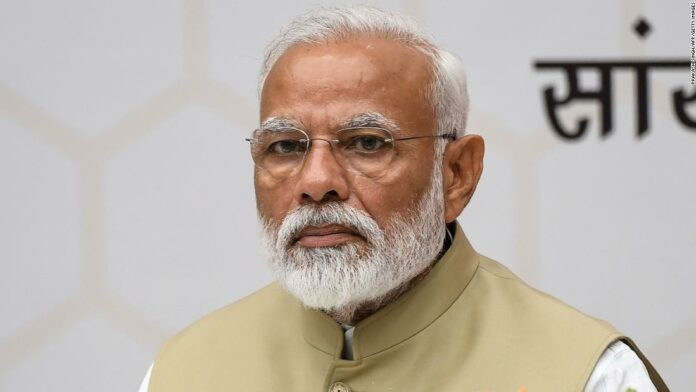 Modi hack: Twitter is investigating a clear attack on an account linked to the Indian Prime Minister