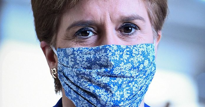 Nicola Sturgeon Coronavirus Update as LIVE confirms two more deaths and daily infection record