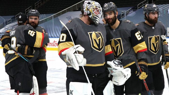 Now destined to win, the Vegas Golden Knights, the top seed of the West, failed to reach the Stanley Cup final