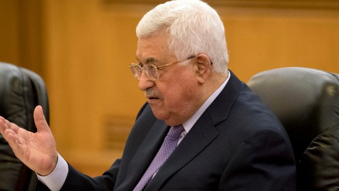 Palestinian leader Abbas hits on US deal;  The UAE says it expects an initial negative reaction
