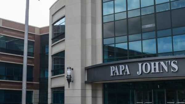 Papa John's is moving its headquarters out of Louisville