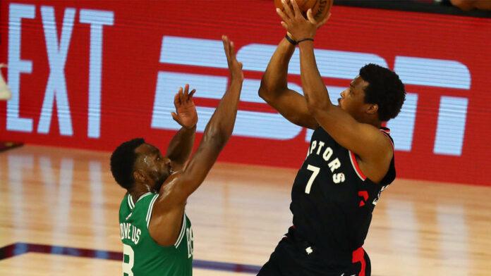 Raptors vs Celtics: Kyle Lowry proves he needed clutch playoff scorer Toronto with Kavi Leonard's need