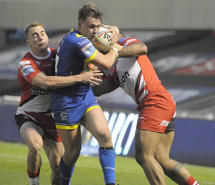 Salford Red Devils vs Rington Wolves, What to say about the display