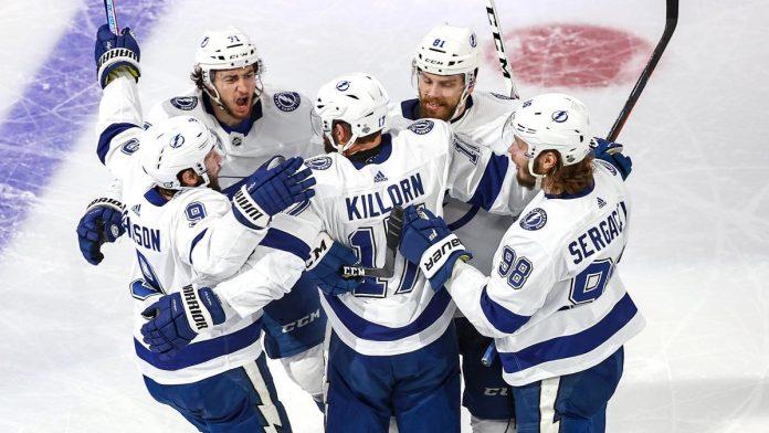 Stanley Cup Final Game score score: Lightning Outlast Stars in OT Romance, leads 1-1 series