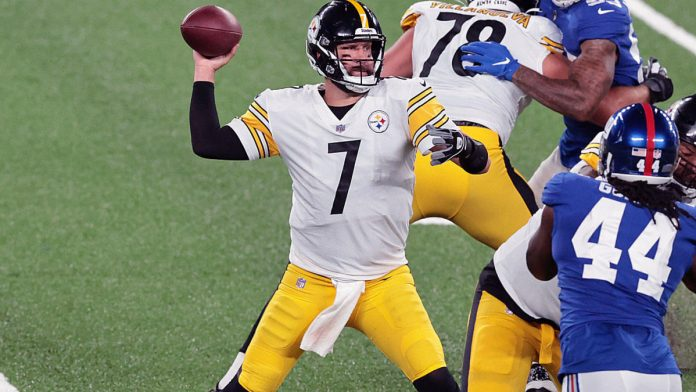 Start Fantasy Football Week 2 'M & Seat': Ben Rothlisberger is ready to go back in time