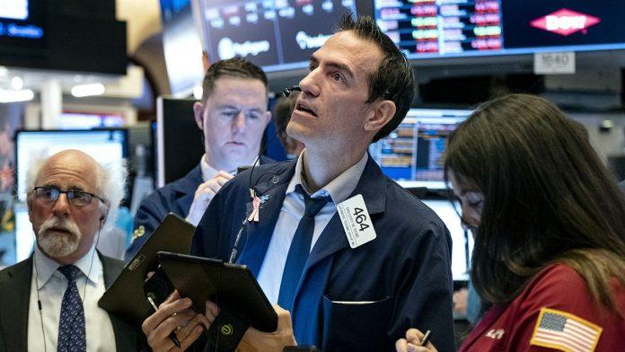 Stock futures are more volatile