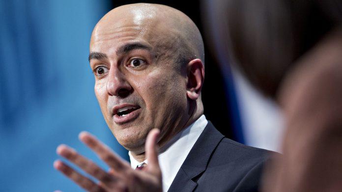 The Fed's Kashkari has said the runaway inflation warning is just