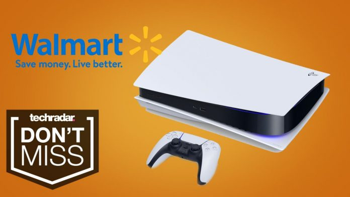 The PS5 and Walmart sell pre-orders in seconds - but there is still hope