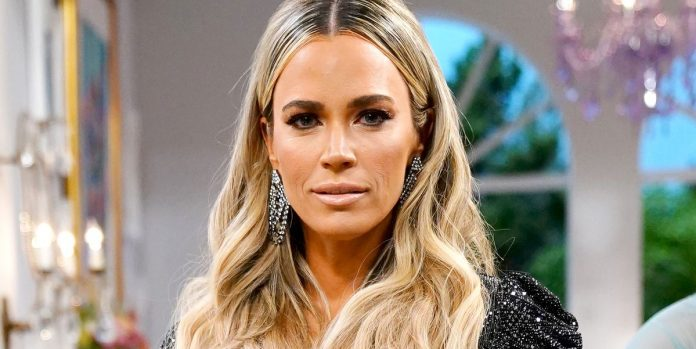 The real housewives of the Beverly Hills cast member leave the show