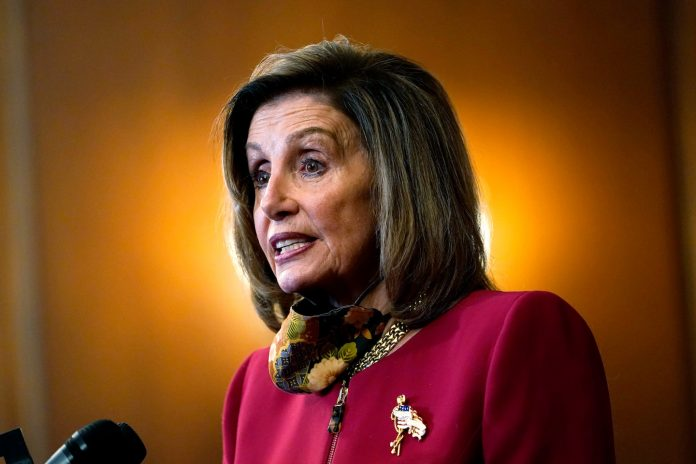 Trump has returned to the stimulus check as he approaches Pelosi in economic relief pressure