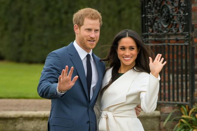 Trump is not a fan of Meghan and the royal couple wishes Prince Harry luck after talking about voting