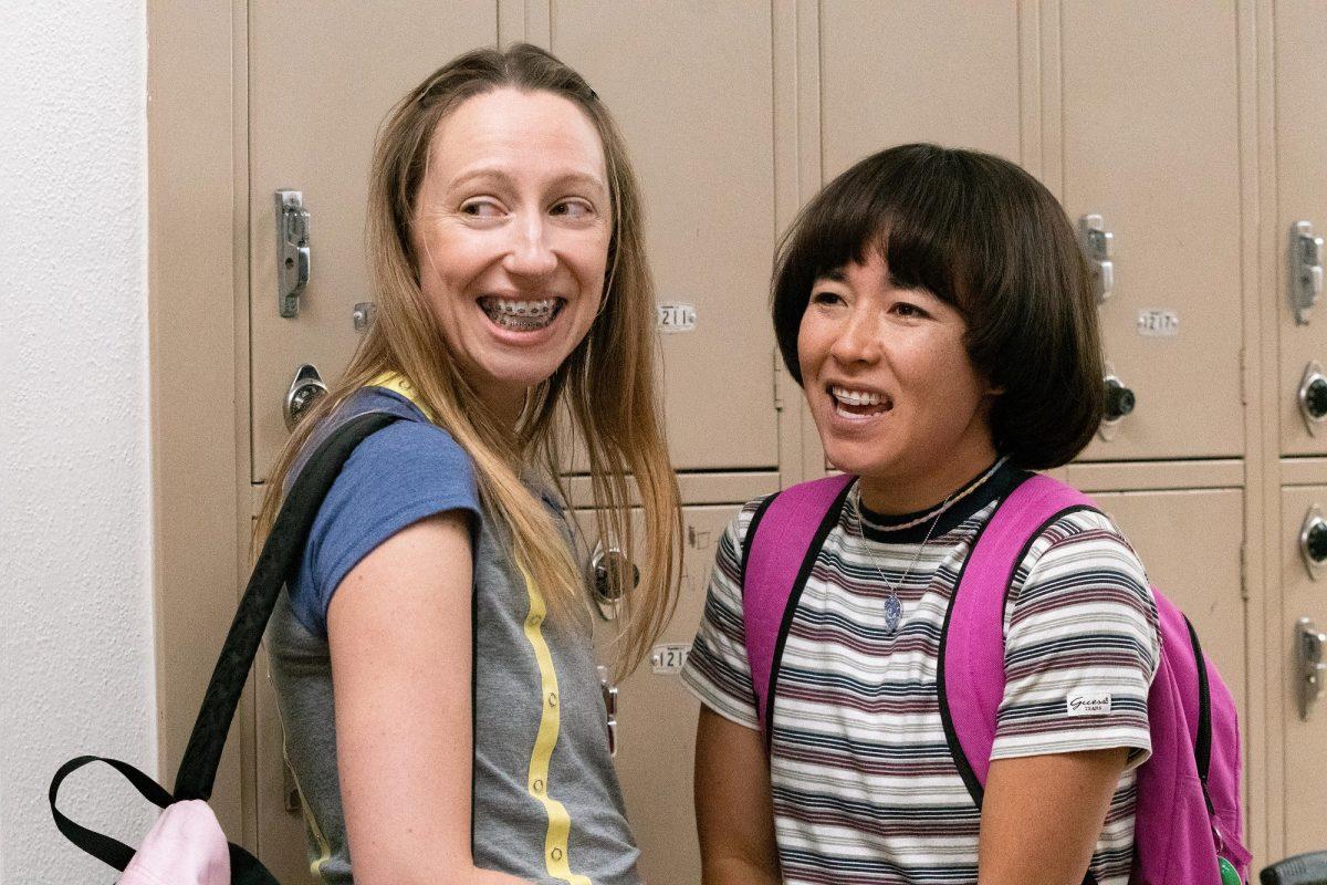 Season 2 of 'Pen 15', Anna Con (Anna Conkle) and Maya Ishii-Peters (Maya Erskin) in 'Play'