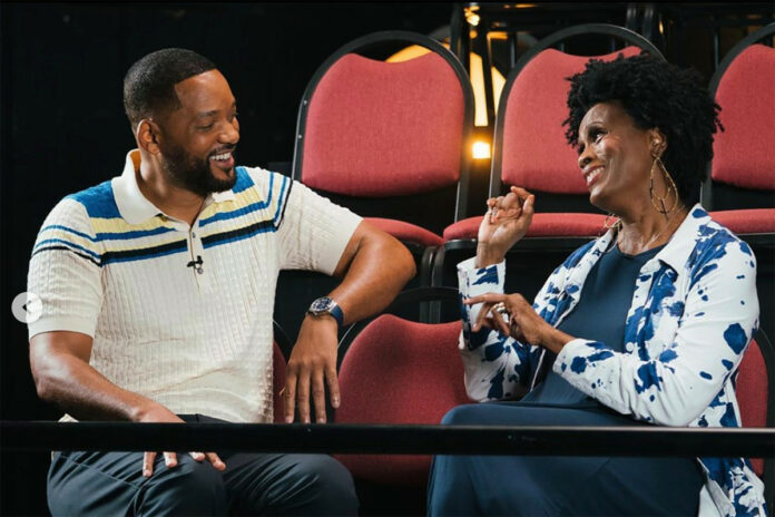 Will Smith eventually buries Hatchchat with 'First Aunt Weave' Janet Hubert