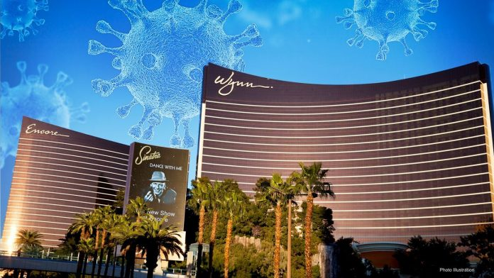 Win Las Vegas revealed 548 positive COVID-19 cases among employees