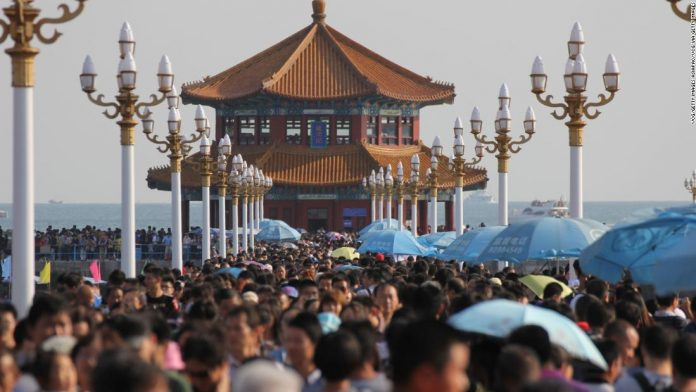 China National Day: After Kovid-19, millions of people are going on vacation at the same time