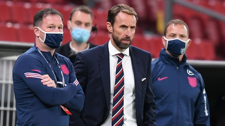"""Gareth Southgate insists he won't """"Damage"""" Greenwood and Foden more"""