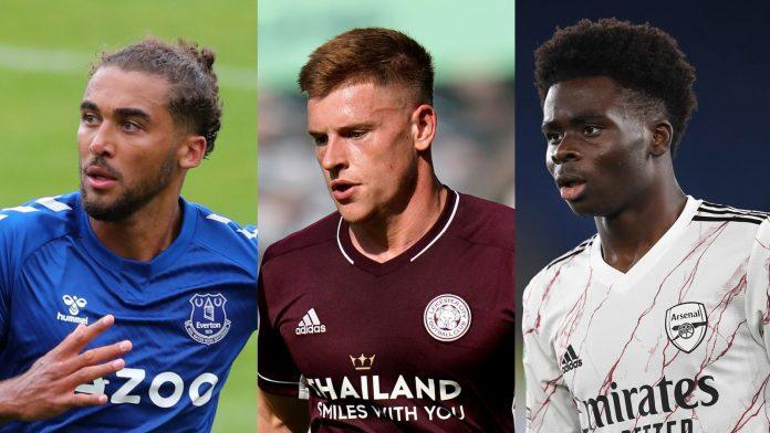 In the England squad: Dominic Calvert-Levin, Bukayo Saka and Harvey Barnes get the first senior call-ups.  Ftb .l news