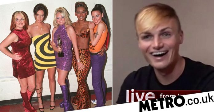 She surprised fans during the One Show by teasing the Mel CA Spice Girls Tour