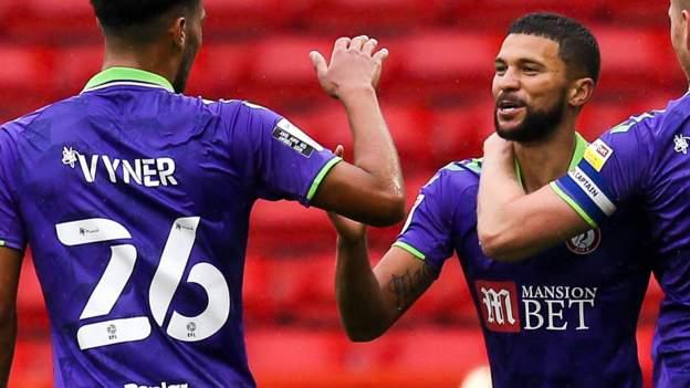 Nottingham Forest 1-2 Bristol City: Daniel Bentley Stars wins in Robbins