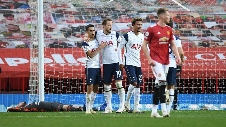 Manchester United 1-6 Tottenham