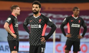 Liverpool's appearance was shelved when they were defeated