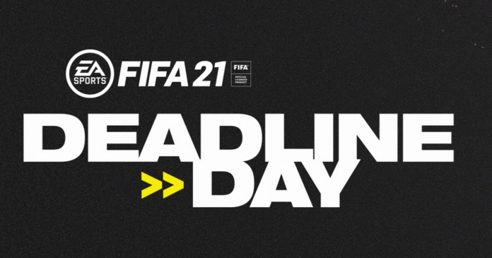 FIFA 21 Deadline Day Promo Confirmed with OTW and TOTW Player Awards