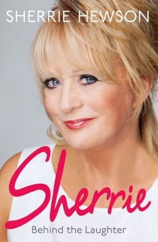Sherry Hewson behind the laughter