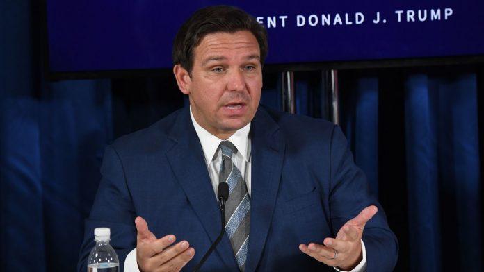 Florida voter registration site crashes;  Deadline extended: NPR